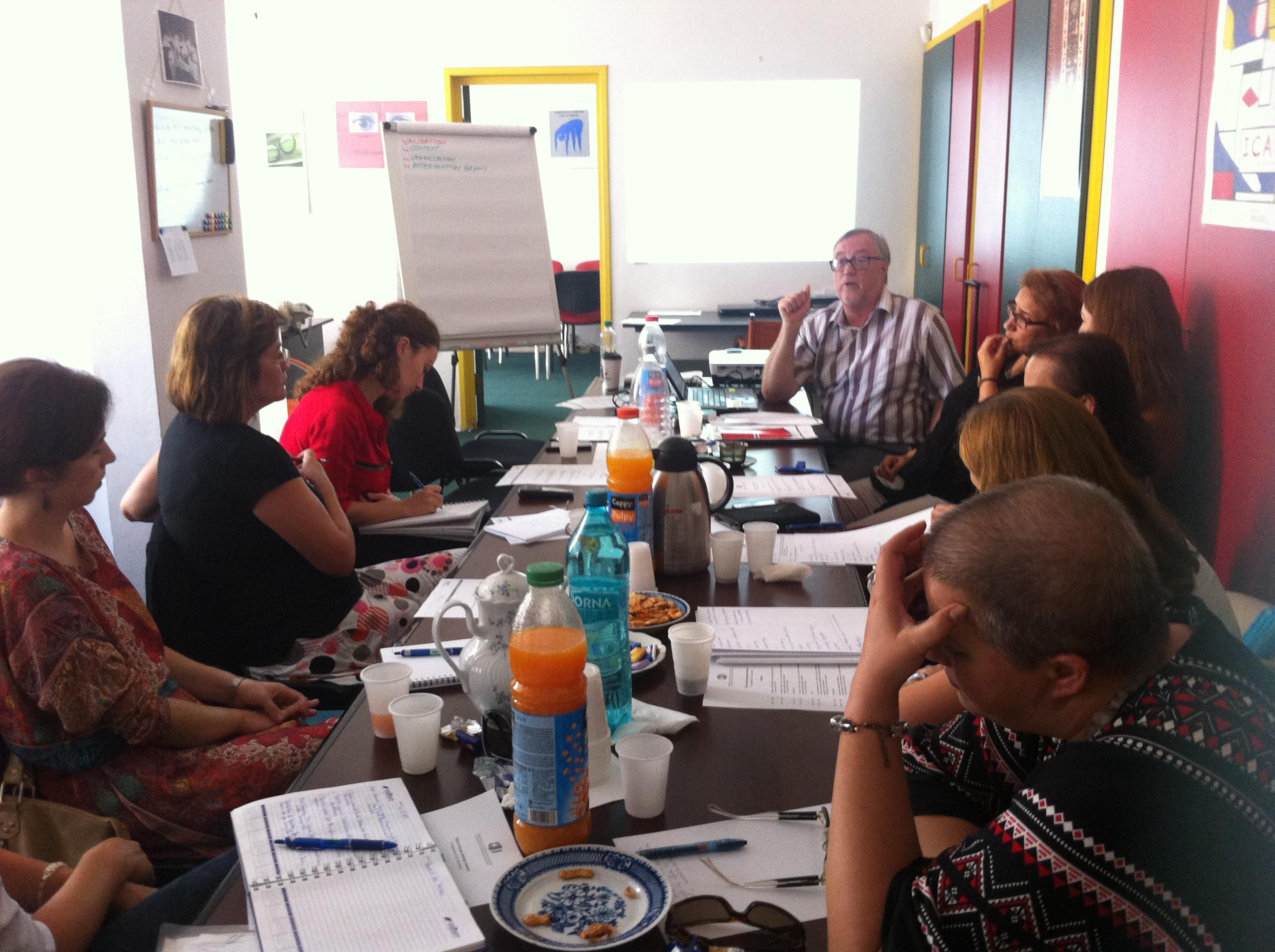 Specialistii ICAR participa la cea de-a treia sesiune de training cu expertii elvetieni
